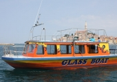 Glass-boat Rovinj